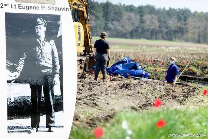 """""""We laten geen man achter op slagveld. Ook niet na 77 jaar"""": grote zoektocht naar verdwenen piloot"""