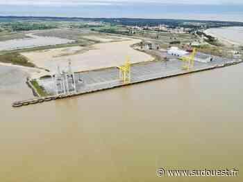 Grand port maritime : les terminaux médocains du Verdon et de Pauillac sans ligne d'horizon - Sud Ouest