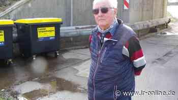 Entsorgung in Guben: Der Ärger über die Müllabfuhr im Gubener Ortsteil Kaltenborn legt sich - Lausitzer Rundschau