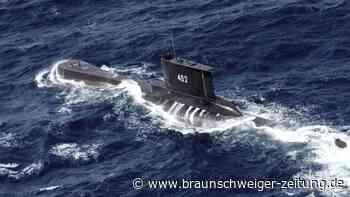 53 Seeleute vermisst: USA helfen bei Suche nach vermissten U-Boot vor Bali