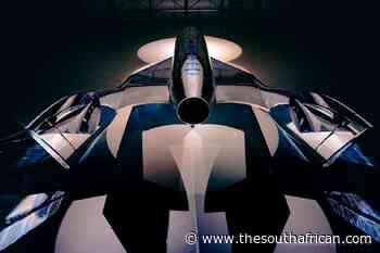 Richard Branson's Virgin Galactic unveils 'next-gen spaceship' [photos] - The South African