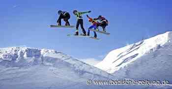 Wenn der Kopf eine Auszeit braucht - Snowboard - Badische Zeitung