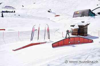 Snowboard-Bronze für Luis Marchesi – Unterländer überrascht auf Corvatsch - Zürcher Unterländer