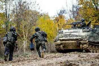 360 millions pour des chars - «L'armée continue à s'équiper contre des guerres d'un autre temps» - lematin.ch
