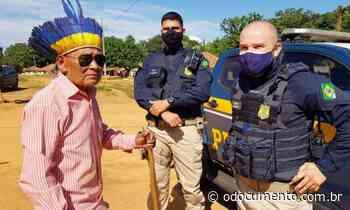 PRF realiza a Operação Dia do Índio em Primavera do Leste/MT - O Documento