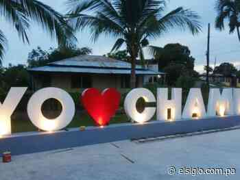 Parador fotográfico da bienvenida a viajeros en Chame - El Siglo Panamá
