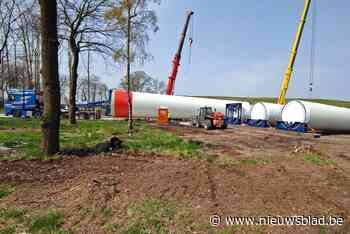Bouw van windturbines in Pelt in volle voorbereiding <BR />