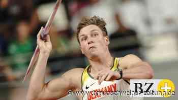 Leichtathletik: Olympiasieger Röhler über Tokio: Es wird Infektionen geben