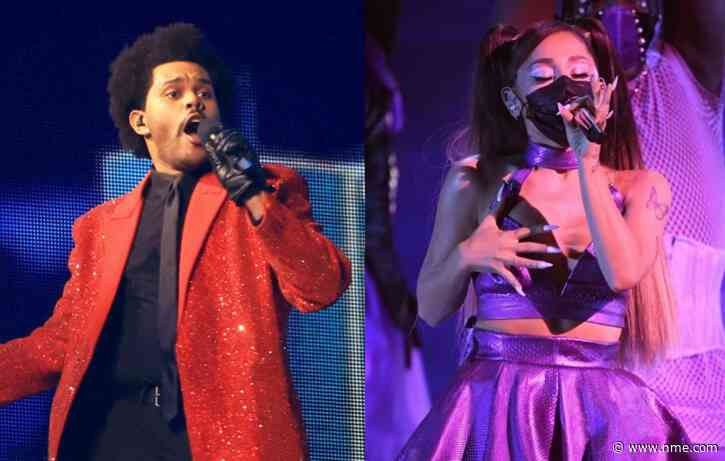 Ariana Grande adds a fresh verse to The Weeknd's 'Save Your Tears' on new remix