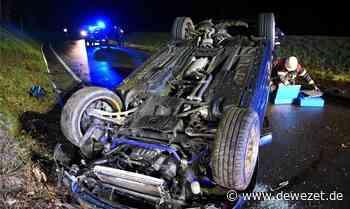 Bad Pyrmont und Aerzen: Weniger Unfälle – mehr Raserei - Dewezet