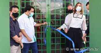 COVID: Frutal inaugura nova unidade de saúde, mas não sabe quando vai abrir - Estado de Minas