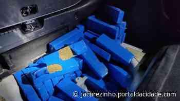 Região PRF apreende mais de 200 kg de maconha em hotel de Ourinhos 22/04/2021 - Portal da Cidade Jacarezinho