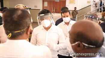 Karnataka Bengaluru Live Updates: State reports 25,795 fresh cases, 123 deaths - The Indian Express