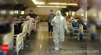 Coronavirus in India live updates: India records 3.3 lakh new cases, 2,263 deaths in a day - Times of India