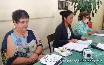 Maestros de la prepa 29 de Tixtla exigieron respetar la ley y retirar contrataciones unilaterales - El Sol de Acapulco