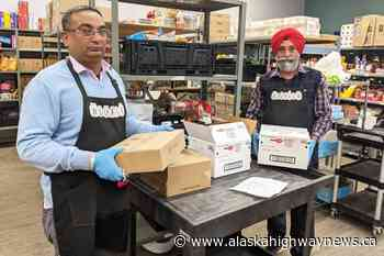 Around Town: Salvation Army volunteers recognized - Alaska Highway News