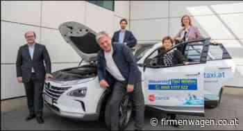 """Hyundai Nexo schon ein Jahr als """"Wasserstoff-Taxi"""" im Einsatz - Firmenwagen"""