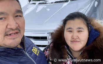 Gjoa Haven couple starts vehicle rental business after getting taxi service on the road - NUNAVUT NEWS - Nunavut News