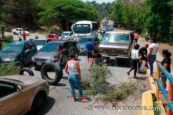 El Roble, Macuto y El Manzano suman 10 días sin agua - La Prensa de Lara