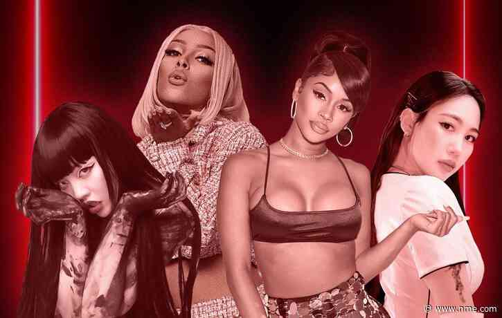 Saweetie enlists Jamie, Chanmina for international remix of 'Best Friend'