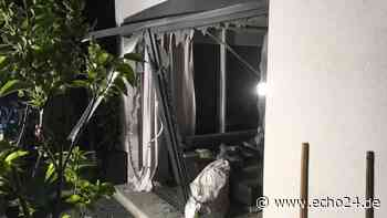 Akku-Explosion in Leingarten: Woher kam die Riesen-Batterie? - echo24.de