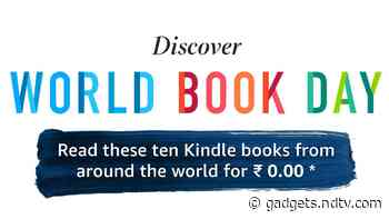 Amazon Is Offering 10 Free Kindle Ebooks in India to Mark World Book Day