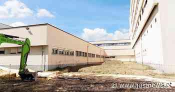 Centro Hospitalar Barreiro Montijo amplia Unidade de Cuidados Intensivos - Just News
