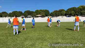 Veja como foi: Crac 2x2 Itumbiara - 10ª rodada do Goianão 2021 - EG - Esporte Goiano