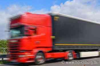 Neuenbau/Tettau: Lkw-Fahrer missachten Durchfahrtsverbot – Unfall - Neue Presse Coburg - Neue Presse Coburg
