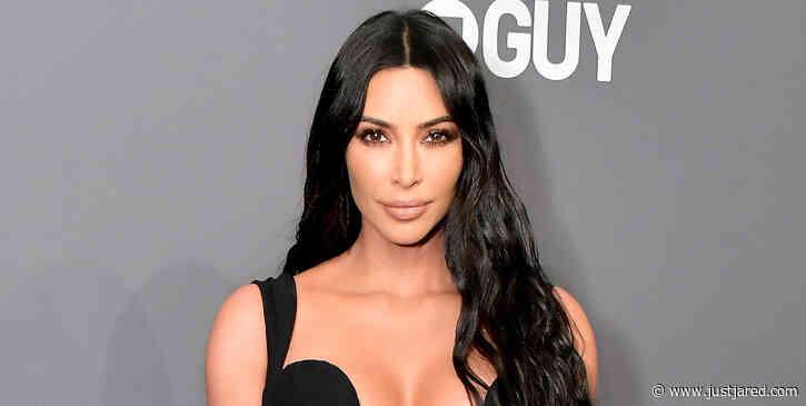 Kim Kardashian Wears Tiny String Bikini While Studying for Bar Exam - See the Hot Photos!