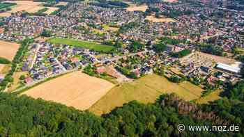 Vermarktung noch in diesem Herbst?: Bauboom in Salzbergen: Kommune bietet weitere Grundstücke an - NOZ