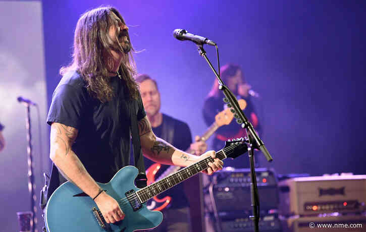 Dave Grohl teams up with daughter Violet to cover 'Nausea' by LA punk legends X