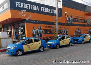 Taxistas ofrecen viajes gratis a adultos que acuden a vacunarse en Tepeaca y Tecamachalco - Municipios Puebla