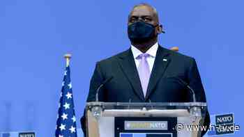 """""""Macht unsere Welt unsicherer"""": Pentagon fürchtet Gefahren durch Klimakrise"""