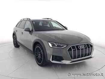 Vendo Audi A4 allroad 45 TDI tiptronic Business usata a Porto Mantovano, Mantova (codice 8894276) - Automoto.it - Automoto.it