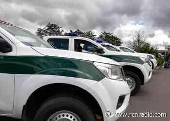 Lanzaron artefacto explosivo contra la Policía en Caldono, Cauca - RCN Radio