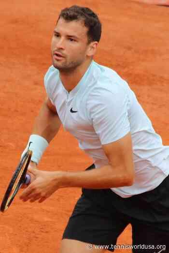 Grigor Dimitrov accepts wildcard into Estoril - Tennis World USA
