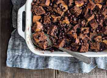 Eco-tips from Anne-Marie Bonneau, the Zero-Waste Chef — and her recipe for Mexican hot chocolate bread pudding