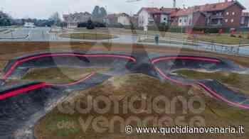 PIANEZZA - Sabato l'inaugurazione della pista di Pump Track, per bici, skate, roller e monopattini - QV QuotidianoVenariese