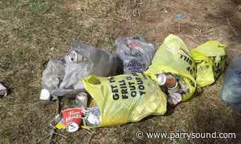 Take the Clean Up McKellar challenge - parrysound.com