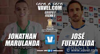 Cara a cara: Jonathan Marulanda vs José Fuenzalida - VAVEL.com
