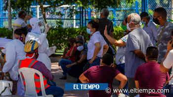 En Colombia solo queda un municipio libre de covid-19 - El Tiempo