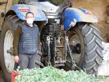 Dampmart : inondations, gel, sécheresse, Rodolphe Damoiselet, agriculteur, raconte - actu.fr