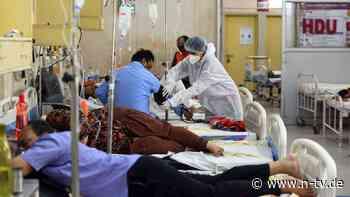 Bereits 16 Millionen Infizierte: Immer neue Corona-Höchststände in Indien