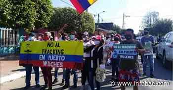 Diputados de Santander piden a Duque suspender piloto de 'fracking' en Puerto Wilches - infobae