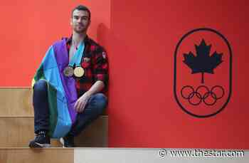 Rosie DiManno: Skate Canada's desperation shows with Eric Radford's new and scandalous pairs team. These are the blades of our lives