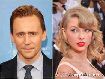 Tom Hiddleston hints at the effect Taylor Swift romance had on approach to his career - The Independent