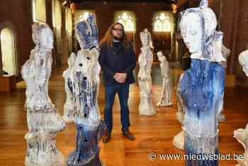"""Kunstenaar Johan Tahon komt thuis met expo in stadsmuseum MOU: """"De cirkel is rond, mooier kan niet!"""""""