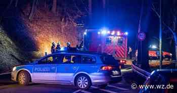 Fahrerflucht: Fußgänger stirbt auf Landstraße in Radevormwald - Westdeutsche Zeitung