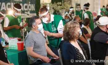 Los adultos mayores de General Escobedo recibirán la segunda dosis contra covid-19 - Notired Nuevo Leon